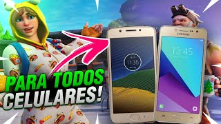 🔴-ATTENTION! 💥 FORTNITE ALL ANDROID!? TUTORIAL HOW TO DOWNLOAD, INSTALL AND PLAY NEW METHOD 2019
