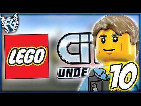 Český GamePlay   Lego City Undercover #10 - Nejhorší Farma