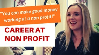 🏞️ How to get a job at a nonprofit? / Head of Fundraising at Climate Change Nonprofit Interview