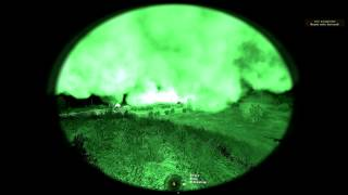 United Operations - ArmA 2 - Setting off an ammo dump in Ireland.