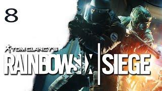 """RAINBOW SIX SIEGE """"Mein erstes Multiplayer Match"""" PC Gameplay German Let"""
