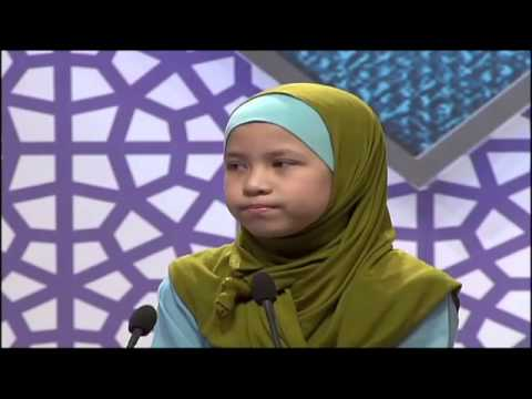 Qari Junior TV3 2012 E20 AKHIR)