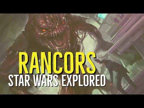 RANCORS (STAR WARS Explored)
