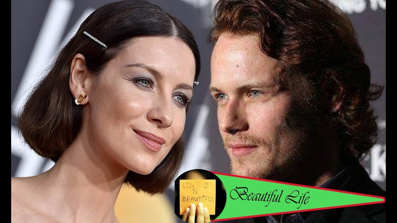 Outlander star Sam Heughan confirmed Caitriona Balfe was pregnant,their  wedding will soon take place