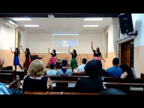 Ministério de coreografia Vila Amorim