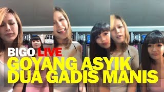 Video Dua Gadis Manis Joged Asyik Bigo Live download MP3, 3GP, MP4, WEBM, AVI, FLV Juni 2018