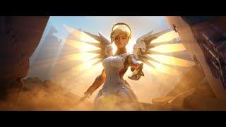 Overwatch full movie-all cinematics (1080p,60 fps) NO LAG