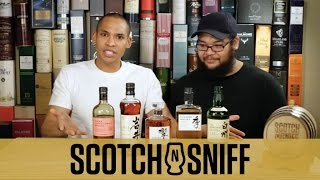 ScotchNSniff review Japanese Whisky!!