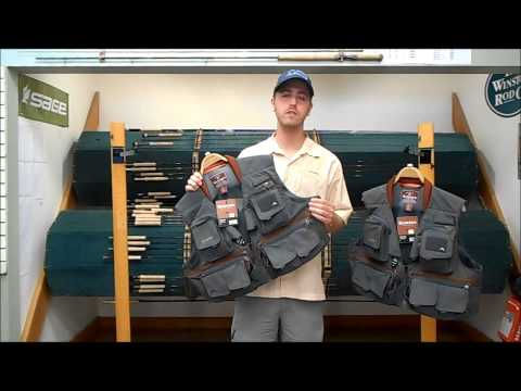 A Review Of The Simms Guide Vest By The Kingfisher Fly Shop