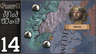 Crusader Kings 2: Mad World #14 - Cultists of the Secret God