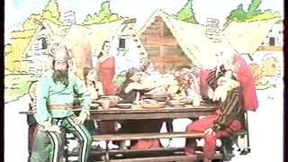 RTL francais - Asterix und Obelix - Verarsche 1985 (VHS)