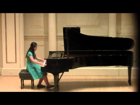 Music Institute of Long Island - Sherry Shi - Aaron Copland Cat and Mouse