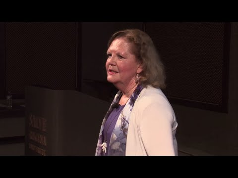Why Art Becomes Us   Maryclare Heffernan   TEDxSalveReginaU