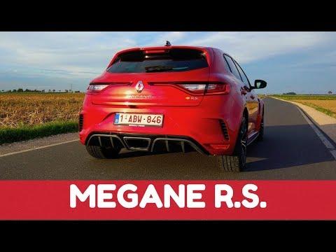 2018 Renault Megane RS - POV Test Drive