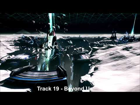 Redout OST Space exploration DLC (Moon) Track 19 Beyond Us