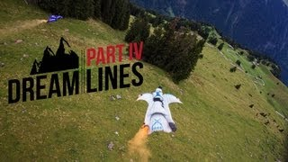 Dream Lines IV - Wingsuit proximity by Ludovic Woerth & Jokke Sommer