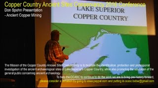 Don Spohn - Ancient Copper Mining