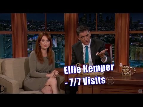 Ellie Kemper  All Her Teeth Fell Out In Her Dream  77 Visits In Chronological Order 7201080