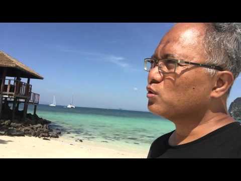 Krabi Vlog 6 : Chicken Island & Tup Island. Island Hopping, Krabi