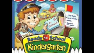 Fisher-Price Ready for School Kindergarten (1998, CD-ROM game)