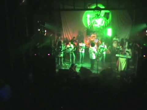 KUNTA SATIVA ReggaeTributo Bob Marley V Natural Mystic 2009