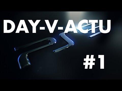 DAY-V-ACTU #1 : PS5, VR et NAV...