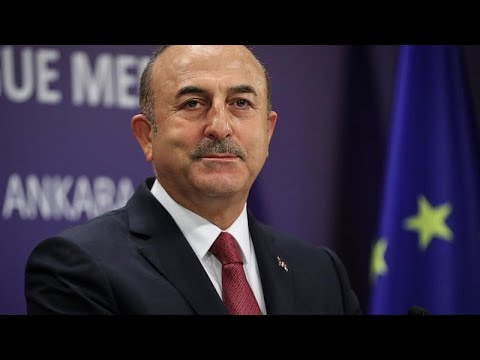 "Turkish FM Cavosuglu says federation a ""failed solution"" for Cyprus"