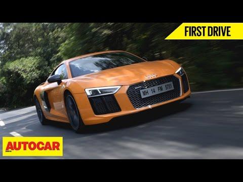 Audi R8 V10 Plus | First Drive | Autocar India