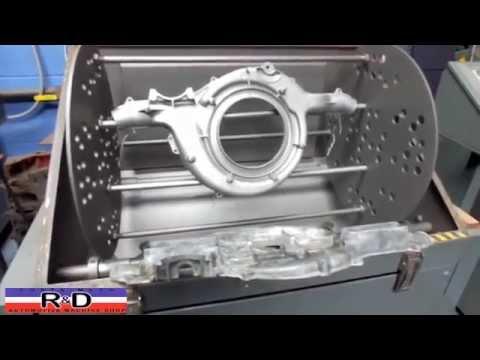 VW Fan Shroud Cleaning