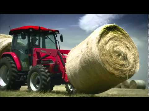 "Mahindra Tractors ""Hay"""