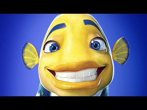 Shark Tale: The Trash Era of Dreamworks