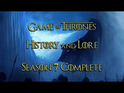 Game of Thrones - Histories and Lore - Season 7 Complete - ENG and TR Subtitles