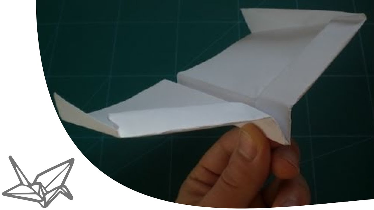 Best writing paper airplane ever instructions