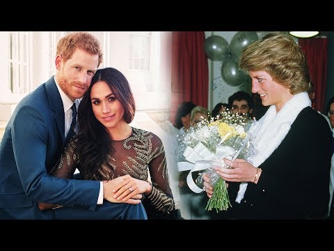 Countdown to the Royal Wedding: Why Meghan Could Become the Next Princess Diana
