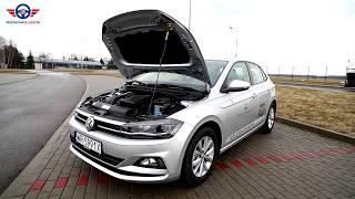 Volkswagen Polo 1.0 TSI 115 KM 2018 - Test PL Jazda Próbna Review PL | Odc.22 Radomska Jazda