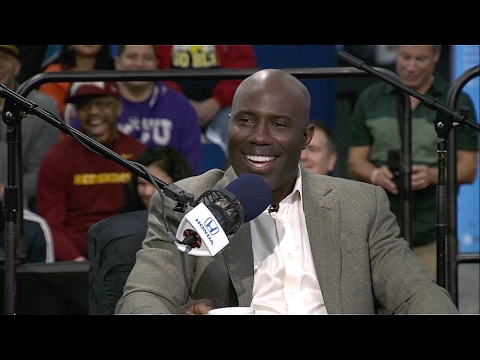 2017 Pro Football Hall of Fame Finalist Terrell Davis Joins The RE Show in Studio - 2/1/17