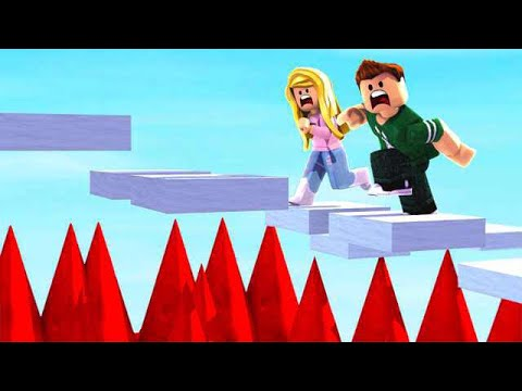 OBSTACLE COURSE OF DOOM! (Roblox)
