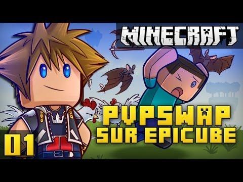 Minecraft : Massacre en PvpSwap ! - EpiCube