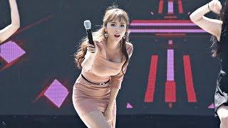 [4K] [180908] 홍진영 - DOC와 춤을 (전우마라톤) 직캠/Fancam by PIERCE
