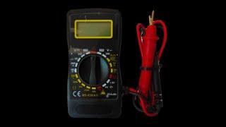 Мультиметр MS830. Обзор.
