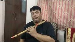 Ye bandhan to pyar ka bandhan on flute