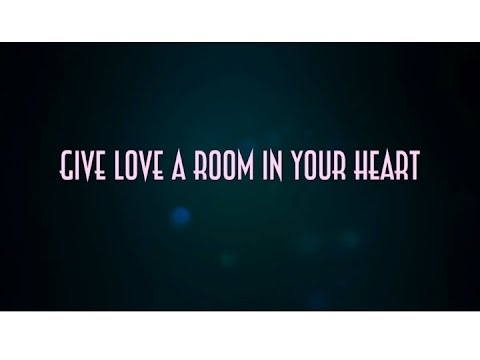 Barefoot poetry give love a room in your heart youtube for Living in a box room in your heart lyrics