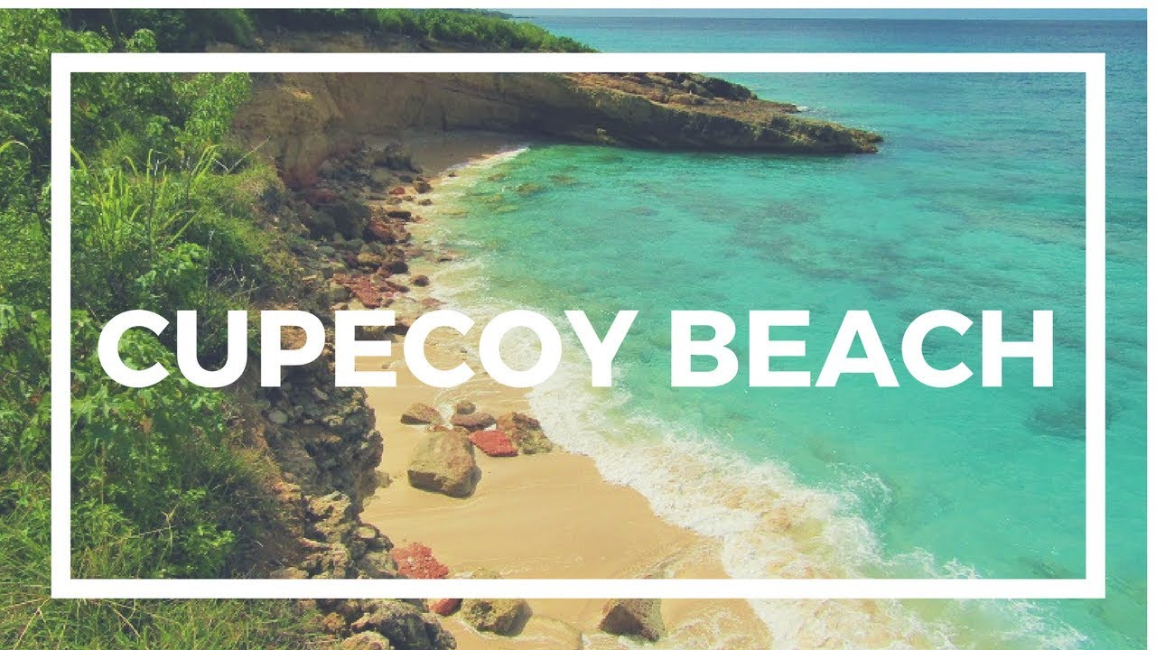 cupecoy beach st maarten