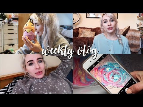 EYE ECZEMA + BLOG MOTIVATION  | Weekly Vlog #37