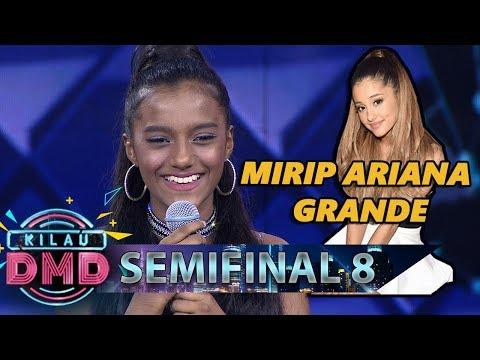 SPEECHLESS! Sandhya Mirip Bgt ARIANA GRANDE! Beautiful - Semifinal Kilau DMD (3/5)