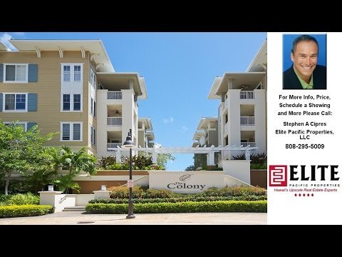 520 Lunalilo Home Road #8419, Honolulu, HI Presented by Stephen A Cipres.