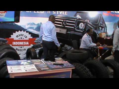 Tyrexpo India 2017 trailblazes tyre and automotive repair & maintenance growth in India 2 B4U MEDIA