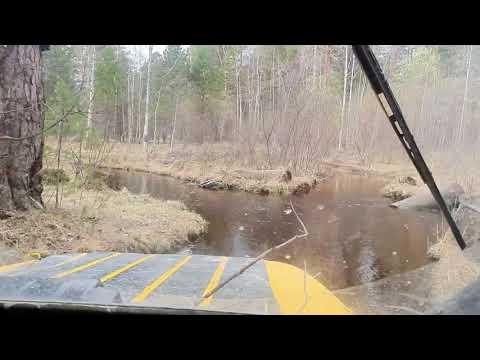 Первомайский гряземес или спасаем Дискавери из болота.