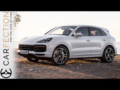 2019 Porsche Cayenne Turbo Guilty Pleasures Carfection