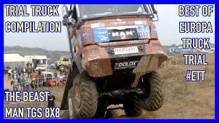 Truck Trial Europameisterschaft in Homberg / Nieder-Ofleiden